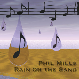 Cover image for Rain on the Sand